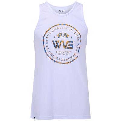 Camiseta Regata WG Silk Company - Masculina