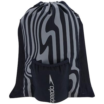 Gym Sack Speedo Print Stripe