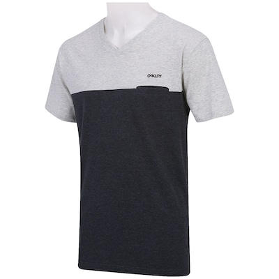 Camiseta Oakley Double Shock - Masculina