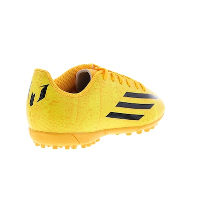 Chuteira do Messi Society adidas F5 AFA - Infantil