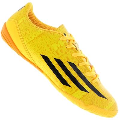 Chuteira do Messi de Futsal adidas F10 AFA IN