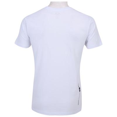Camiseta Oakley Bonés Rock - Masculina