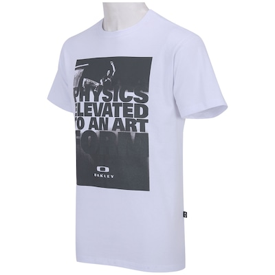 Camiseta Oakley Rune Elevated - Masculina