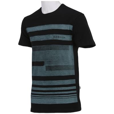 Camiseta Oakley Interference ST - Masculina