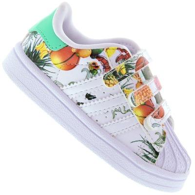 Tênis adidas Star II Flower Feminino CF - Infantil