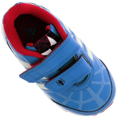 Tênis adidas Disney Spiderman Cf K - Infantil