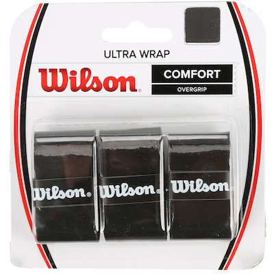 Overgrip Wilson Ultra Wrap - 3 Unidades