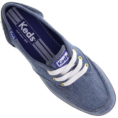 Tênis Keds Skipper Jeans Stone - Feminino