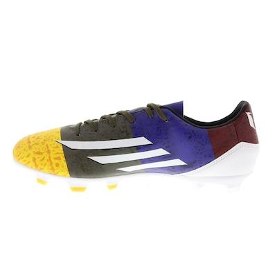 Chuteira Do Messi Campo adidas F10 FG UCL