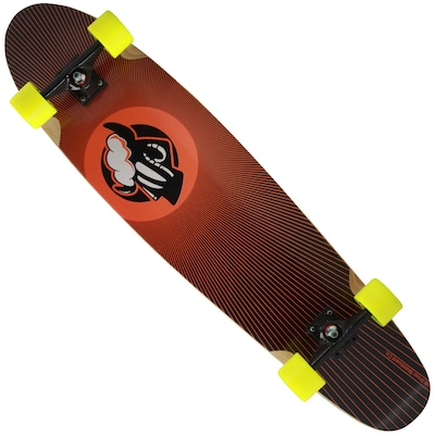 Longboard Black Sheep Bs Roda Moska 3