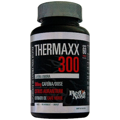 THERMAXX 300 – 60 Tabletes – Red Nose