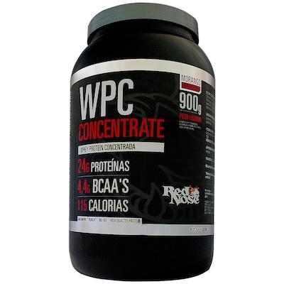WPC Concentrate – 900 g – Sabor Morango – Red Nose