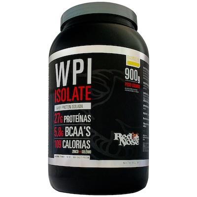 WPI Isolate – 900 g – Sabor Baunilha – Red Nose