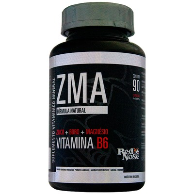 ZMA – 90 Cápsulas – Red Nose