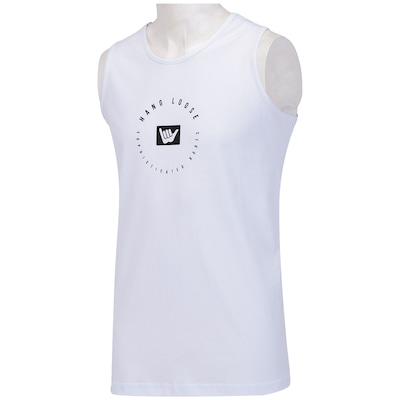 Camiseta Regata Hang Loose Free - Masculina