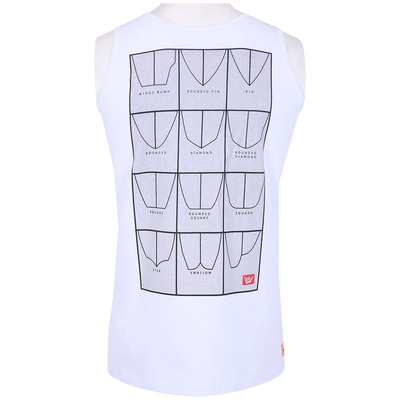 Camiseta Regata Hang Loose Tail - Masculina