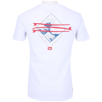 Camiseta Hang Loose Big Wave - Masculina