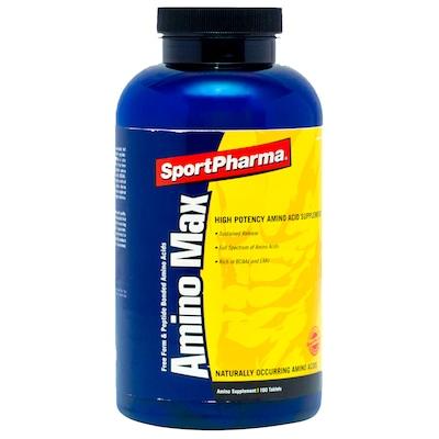 Amino Max – 160 Tabletes – Sportpharma