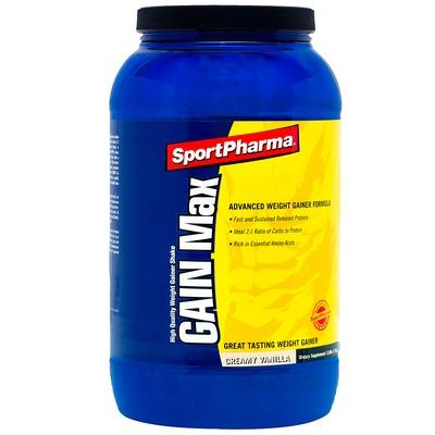 Hipercalórico Sportpharma Gain Max - Baunilha - 1,7kg