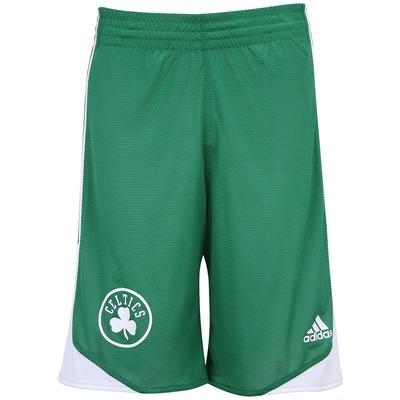 Bermuda adidas Boston Celtics Reversível – Masculina