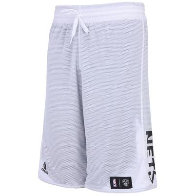Bermuda adidas NBA Brooklyn Nets Reversível – Masculina