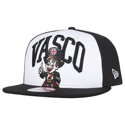Boné Aba Reta New Era Vasco da Gama Mascote - Snapback - Adulto