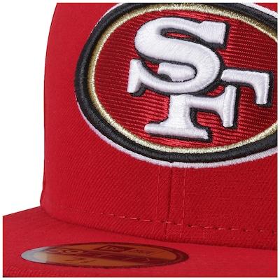 Boné Aba Reta New Era NFL San Francisco 49ers - Fechado - Adulto