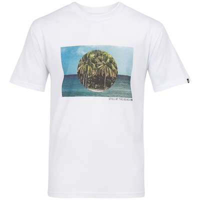 Camiseta Reef Trop Of Sea - Masculina