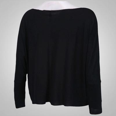 Camiseta Manga Longa Hang Loose Bianca - Feminina
