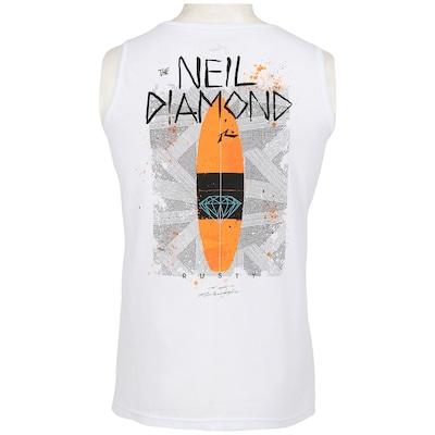 Camiseta Regata Rusty Neil Diamond - Masculina