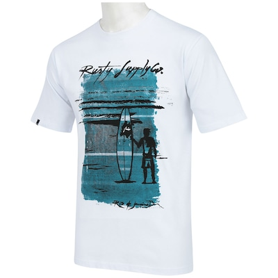 Camiseta Rusty Past - Masculina