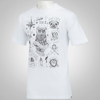 Camiseta Hurley Flashy - Masculina