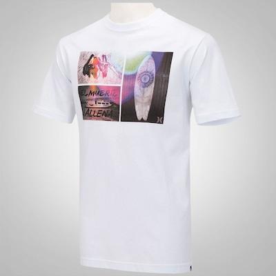 Camiseta Hurley Muerta Photo - Masculina