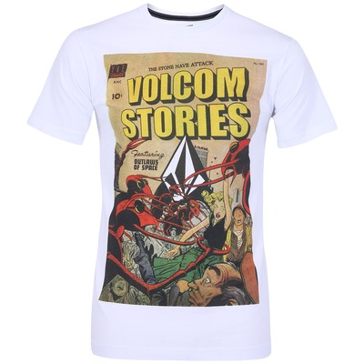 Camiseta Volcom Space Stone - Masculina