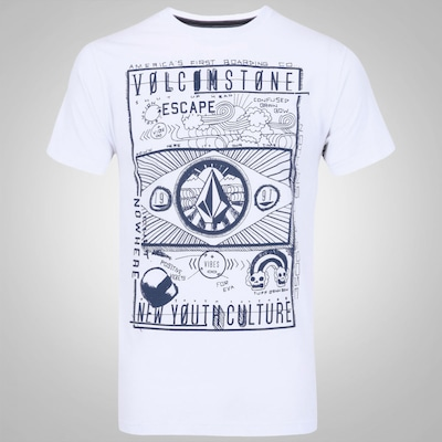 Camiseta Volcom No Ware - Masculina