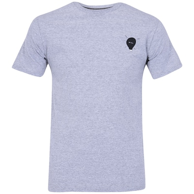 Camiseta Volcom Bad e God Idea - Masculina