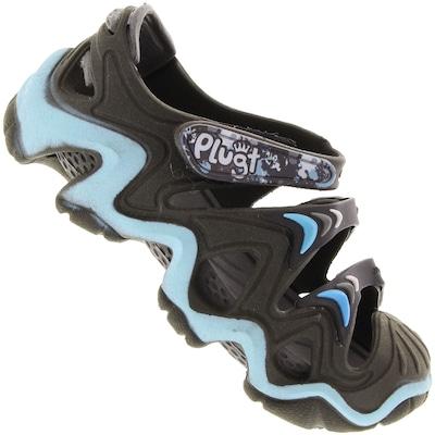 Sandália Plugt Sport Splash - Infantil