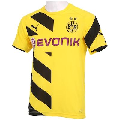 Camisa do Borussia Dortmund I 2014-2015 s/nº Puma