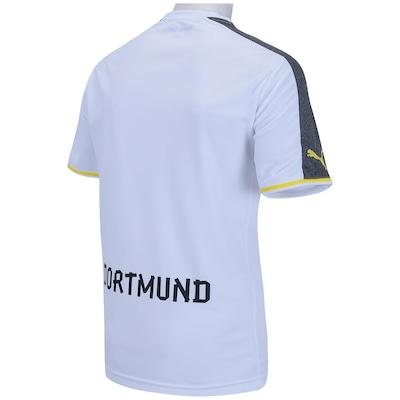 Camisa do Borussia Dortmund III 2014-2015 s/n° Puma