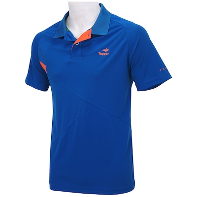 Camisa Polo Topper Fuerza III – Masculina