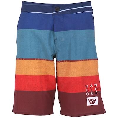 Bermuda Hang Loose Walk Colorstripe - Masculina