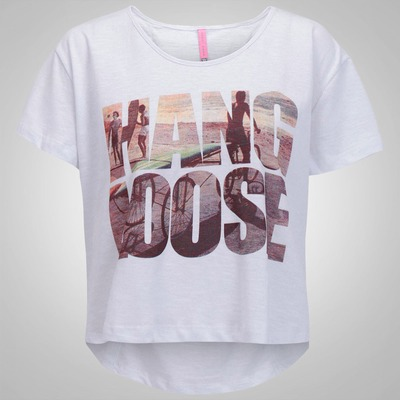 Camiseta Hang Loose Samambaias – Feminina