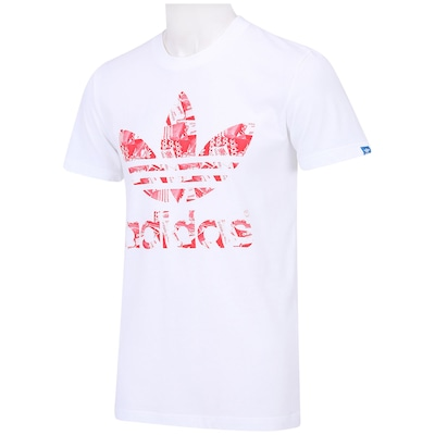 Camiseta adidas Fill In Trefoil – Masculina