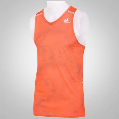 Camiseta Regata adidas Adizero - Masculina