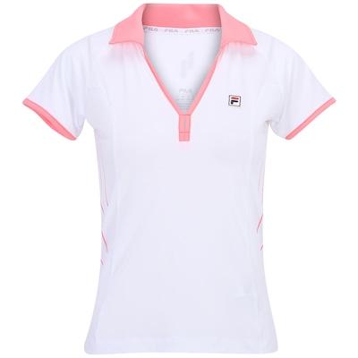 Camisa Polo Fila Oldies - Feminina