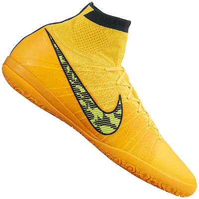 Chuteira de Futsal Nike Elastico Superfly Flyknit IC