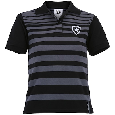 Camisa Polo Botafogo 143016 - Feminina