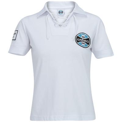 Camisa Polo Grêmio Fundação - Feminina