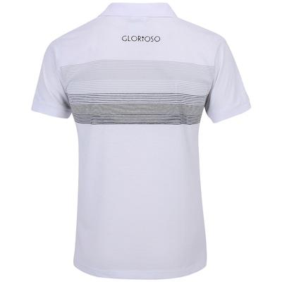 Camisa Polo Botafogo Fio Tinto - Masculina