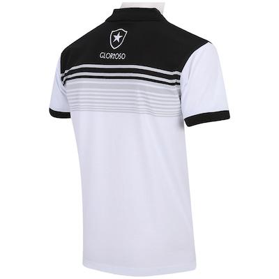 Camisa Polo Botafogo Botões - Masculina